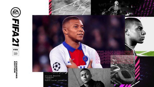 EA FIFA21 China release